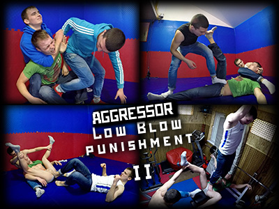aggressorlowblowpunishment2